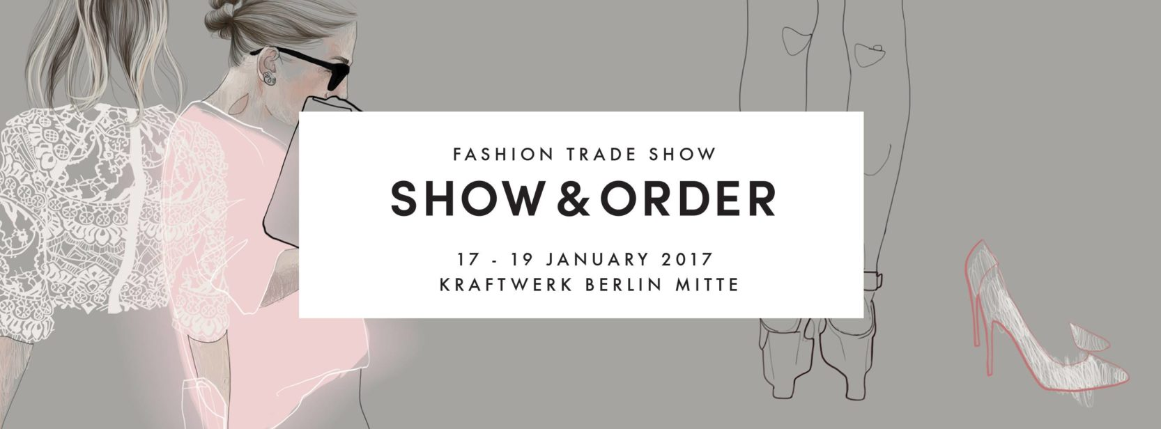 Salon show order berlin janv 2017 by sophie paris for Salon de la mode paris 2017
