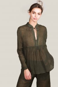 Blouse by Sophie Paris